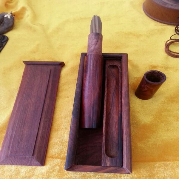 Nhang Trầm không tăm bộ hộp gỗ