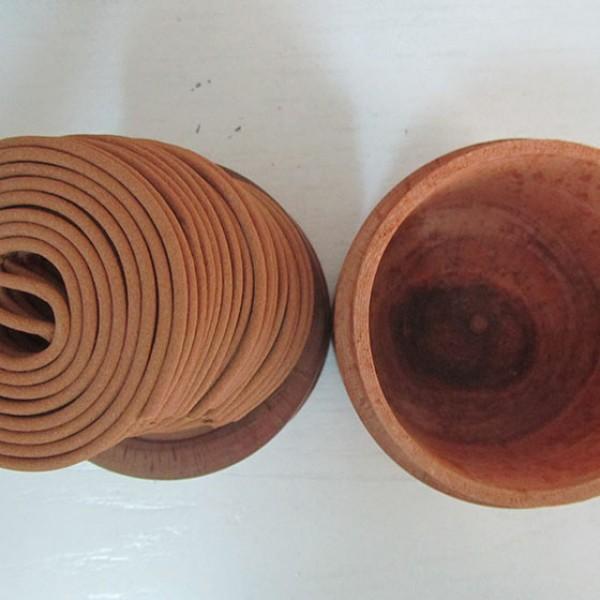 Nhang Trầm Khoanh hộp gỗ